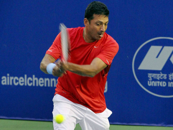File picture of Mahesh Bhupathi