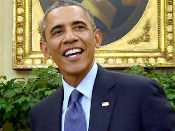 Spirit of Gandhi very much alive in India today: Barack Obama