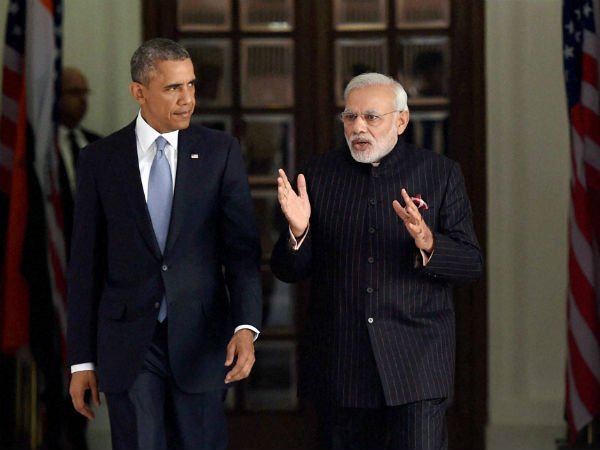 Chai pe charcha: Obama-Modi hold talks on civil nuke deal, a range of issues at Hyderabad house.