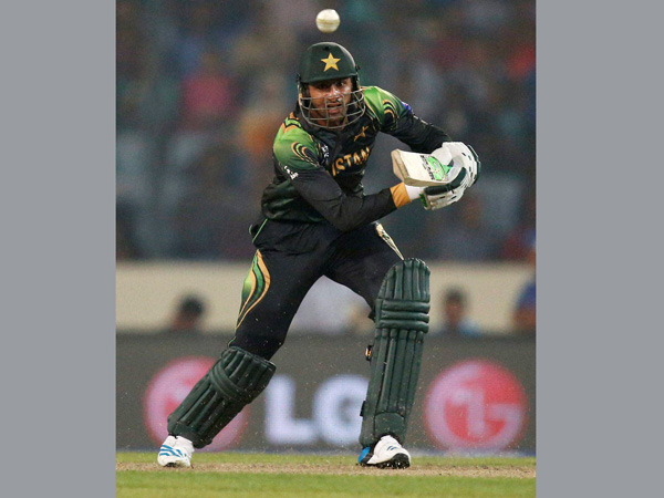 File photo of Shoaib Malik