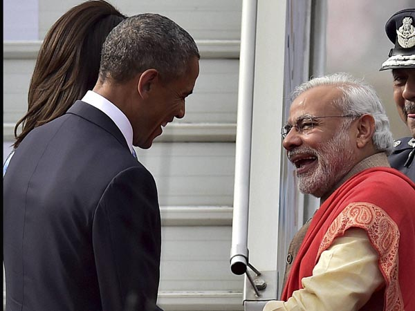 Modi's approach a hit in the US