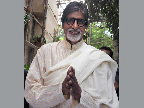 Big B overwhelmed by Padma Vibhushan