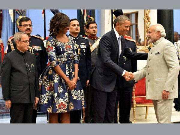 Style statement: Modi leads Michelle