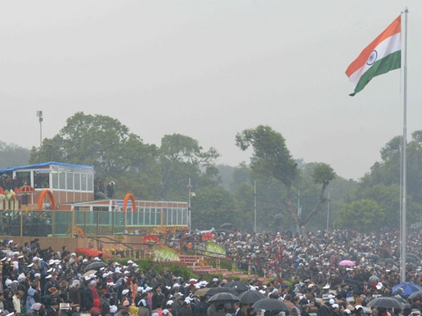 Majority of non-BJP ruled states unrepresented at R-Day.