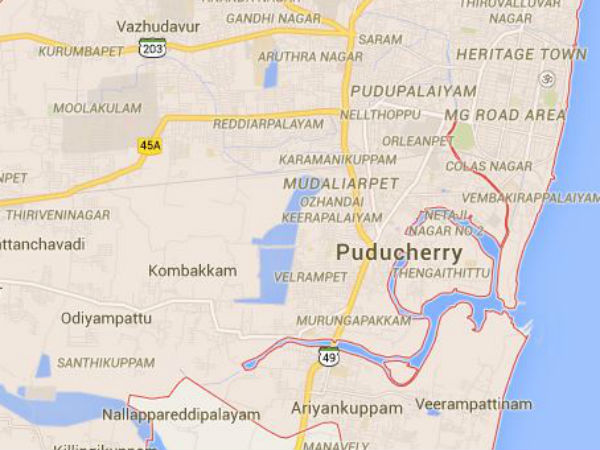 Puducherry: DMK disputes LG's claim
