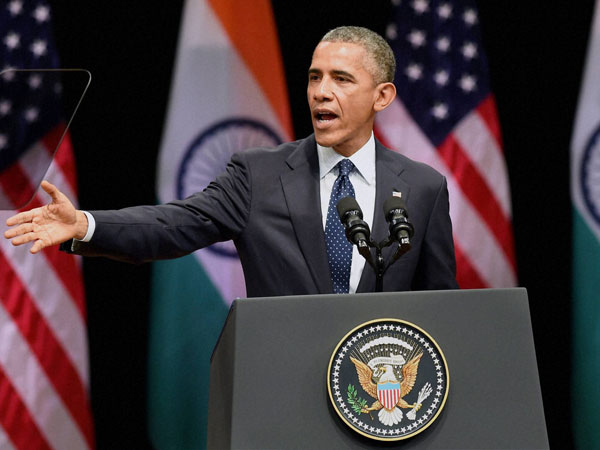 When Obama quoted SRK's dialogue