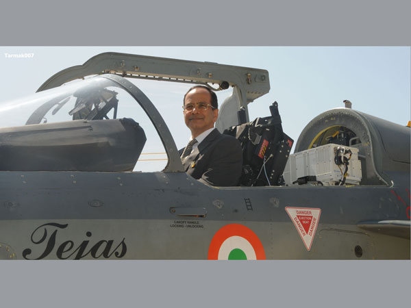 First Series Production Tejas was handed to IAF during Tyagi 's tenure