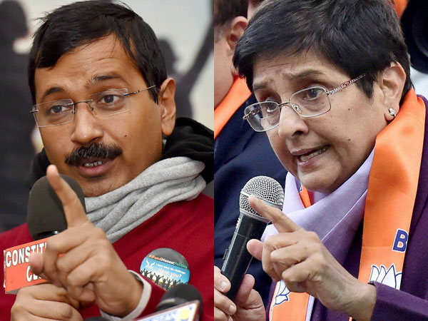 Delhi battlefield: Kiran Bedi may not prove a prized catch for BJP, says poll survey
