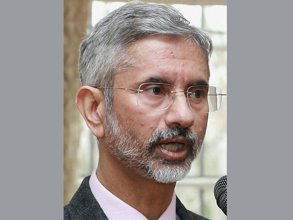 Jaishankar made new Foreign Secretary