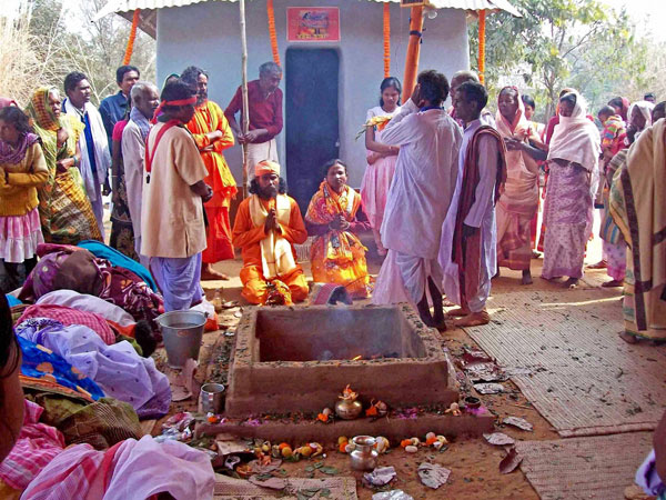 WB: 150 Christians converted to Hinduism