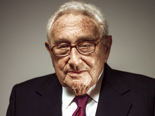 India entering Asia equation: Kissinger