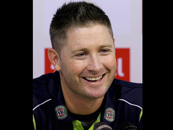 File photo of Michael Clarke