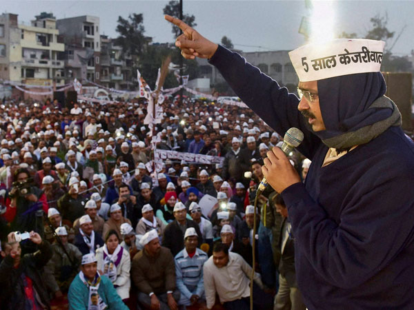 15 highlights of AAP's poll manifesto