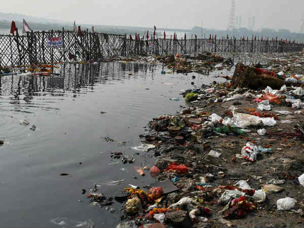 Yamuna-A threat to Delhi, NCR people