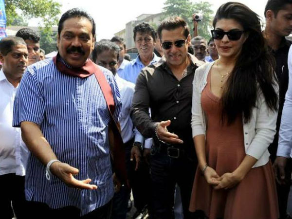 Open letter to Salman Khan and Jacqueline Fernandez from a Sri Lankan.