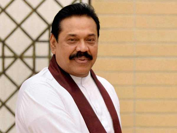 Rajapaksa: Hero of LTTE war defeated