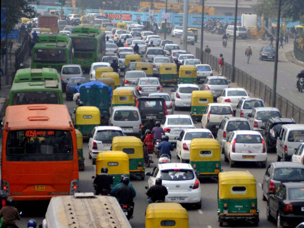 R-Day rehearsal leads to traffic snarls