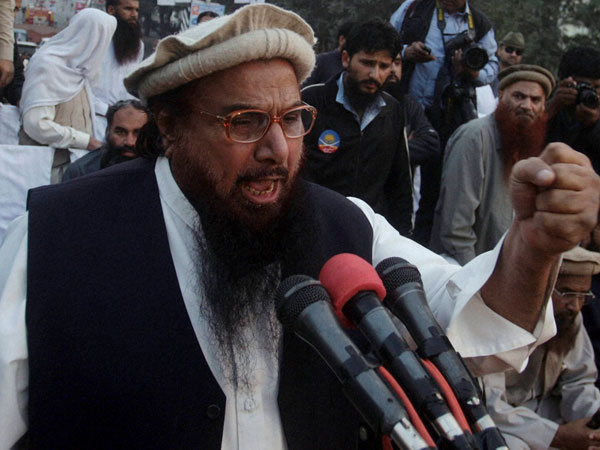 Is action against JuD and Saeed a cosmetic one?