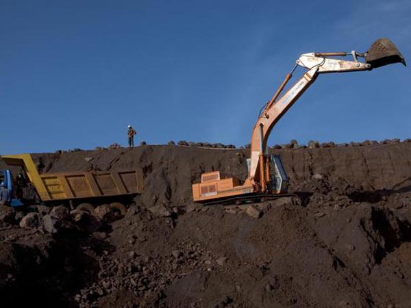'Coal mining in AP suspended in 2012'