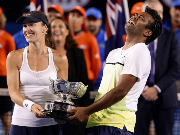 A complete list of Leander Paes's Grand Slam titles
