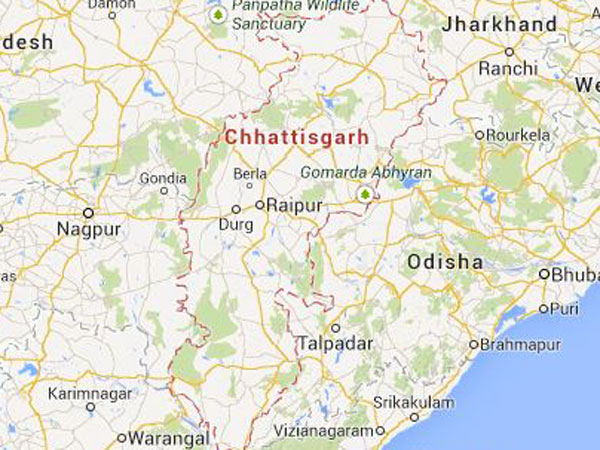 Ch'garh: 2 cops killed in Naxal ambush