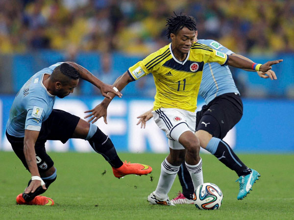 File photo of Juan Cuadrado