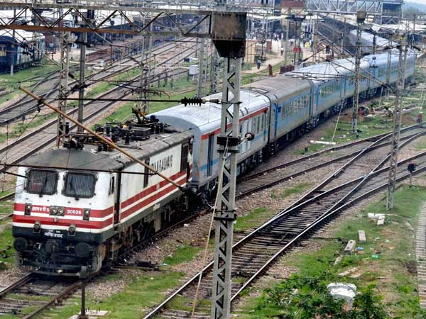 Now, cash on delivery of train tickets