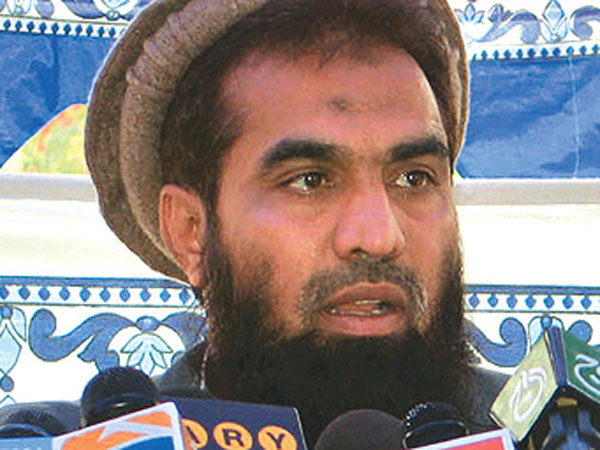Pakistan to hold Lakhvi's trial on daily basis.
