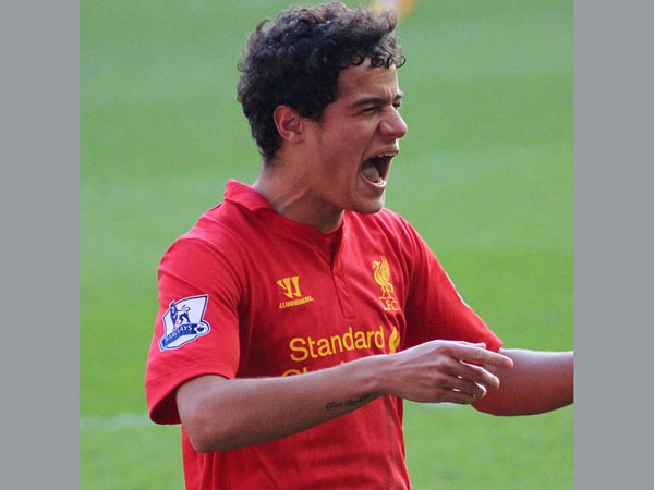 File photo of Phillippe Coutinho