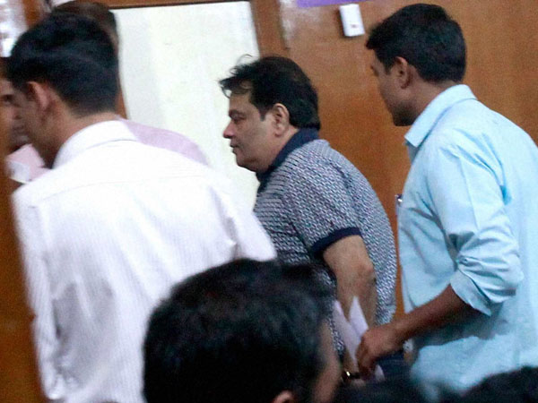 Dawood's brother held for extortion