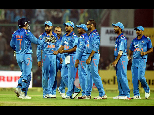 File photo of Team India