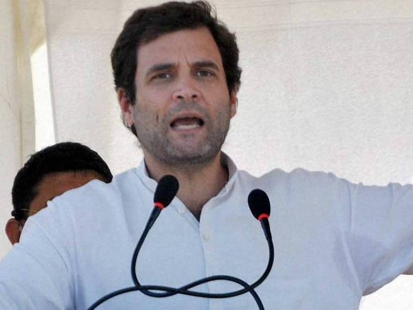 'Rs 500 paid to attend Rahul's rally'