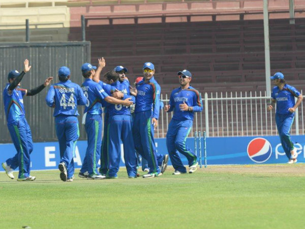 File photo of Afghanistan team