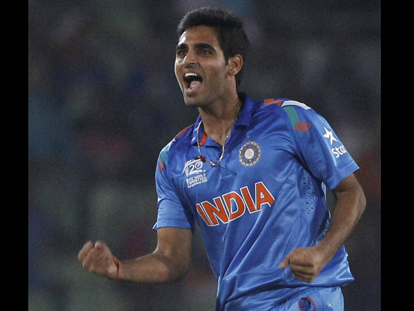 Am ready to play - Bhuvneshwar