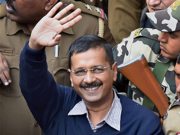 Truth will triumph in Delhi: Kejriwal