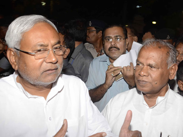 'Modi, BJP hand-in-glove with Manjhi'