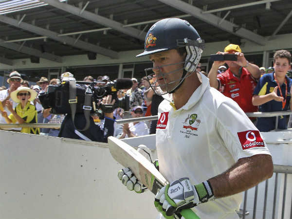 Ponting will have a golf club instead of cricket bat