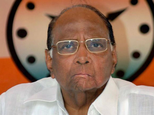 Cong will fade away from political space and become history, says NCP chief Sharad Pawar.
