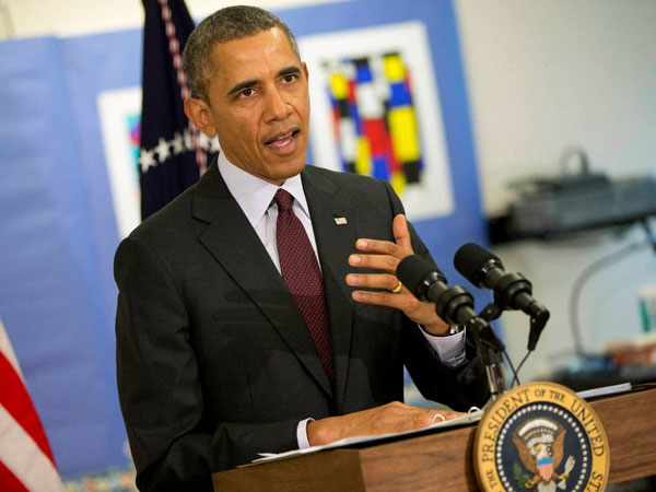 Obama stands firm on hostage ransoms