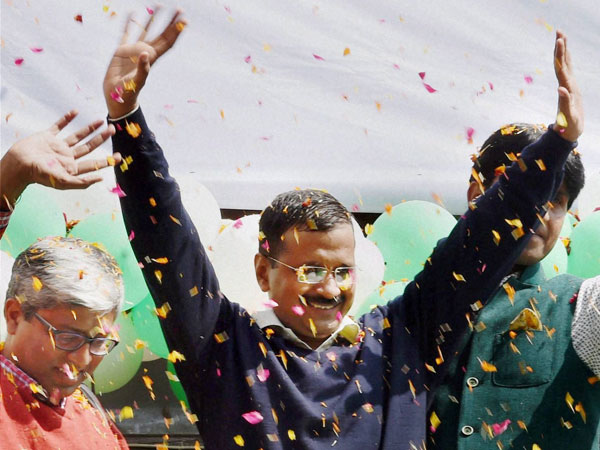 Will Modi attend Kejriwal's swearing-in?