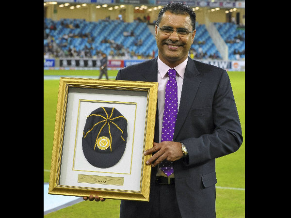 File photo of Waqar Younis