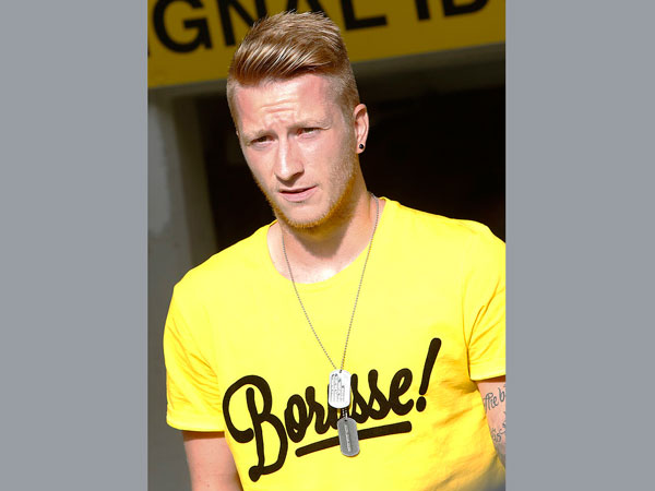 File photo of Marcos Reus