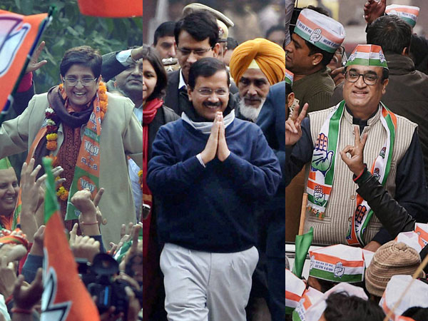 'We are here to make Delhi better'