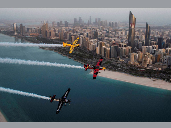 Abu Dhabi prepares for Red Bull Air Race World Championship