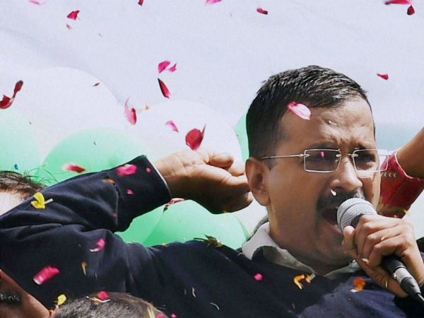 Kejriwal condemns attack on school