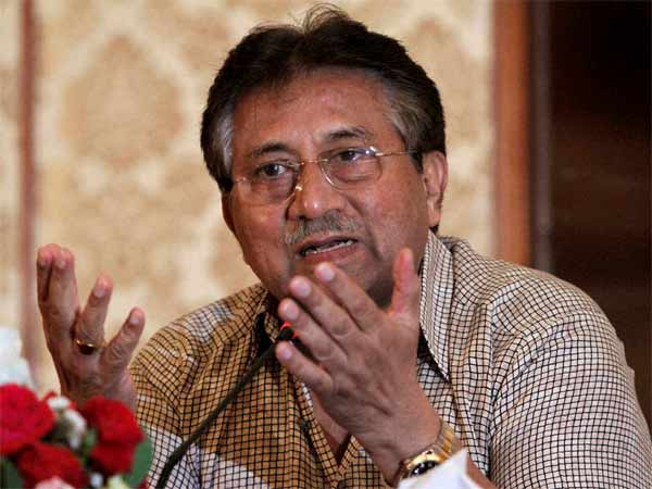 Modi not an advocate of peace with Pakistan says Musharraf