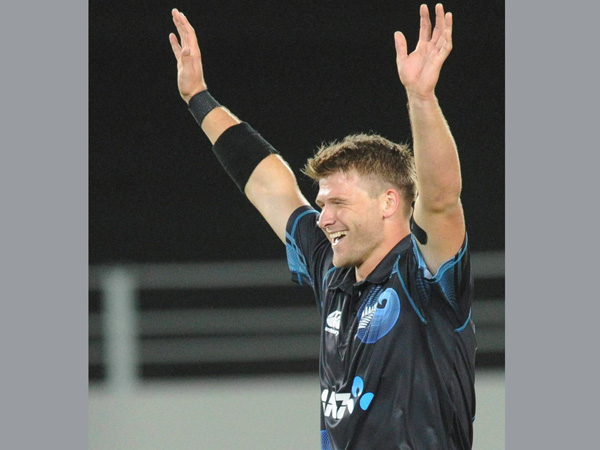 Corey Anderson won the Man-of-the-match award