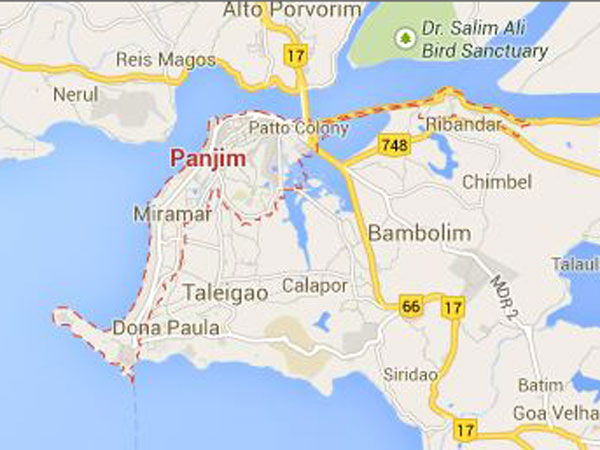 BJP wins Panaji assembly seat