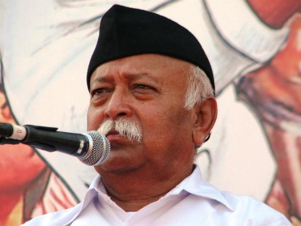 RSS chief Mohan Bhagwat calls for uniting Hindu society