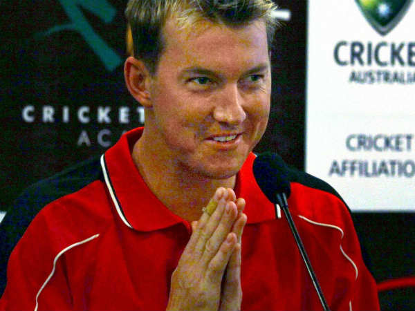 File picture of Brett Lee